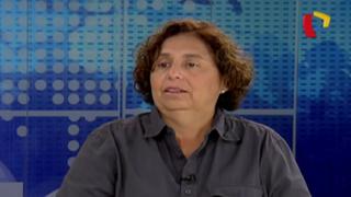 """Susel Paredes: """"Frente Amplio tiene baja tolerancia a la crítica"""""""