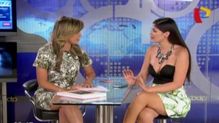 Georgette Cárdenas regresa con Panamericana Espectáculos este lunes