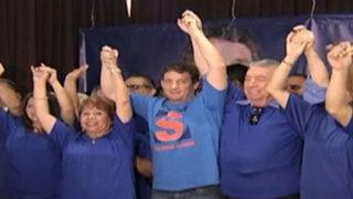 Renzo Reggiardo presenta a sus candidatos al Congreso