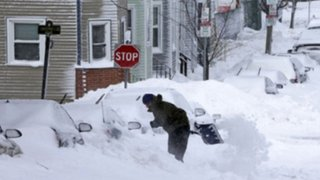 Tormenta de nieve deja al menos nueve muertos en Estados Unidos