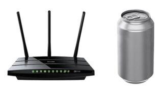 FOTOS: fabrica tu propio amplificador WiFi y disfruta de Internet a gran velocidad