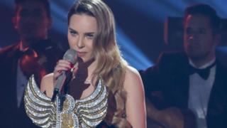 """Belinda sorprendió a fans y cantó """"El Sapito"""" varios años después"""