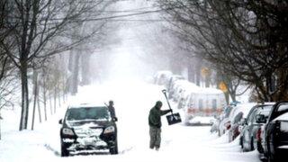 Estados Unidos: al menos 31 muertos por histórica tormenta Jonás