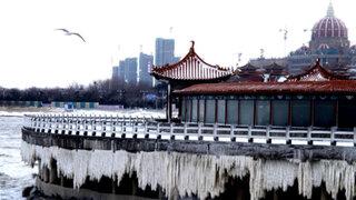 China sufre la peor ola de frío en 30 años