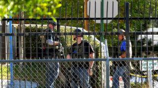 EEUU: reportan intenso tiroteo en centro médico de San Diego