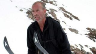 Falleció explorador británico que intentaba cruzar la Antártida