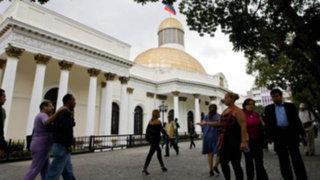 Reportan explosiones en los alrededores de Congreso venezolano