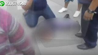 Niño resultó con severas lesiones tras ser atropellado por una mototaxi