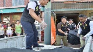 Familiares de joven muerto en pozo de desagüe exigen justicia