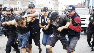 Vandalismo en carnaval será sancionado hasta con prisión por ley de flagrancia