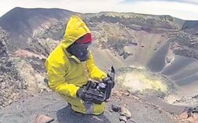 Arequipa: realizarán estudios en volcán Misti ante emisión de gases