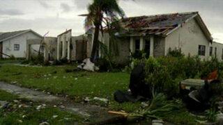EEUU: poderosa tormenta azotó gran parte de Florida