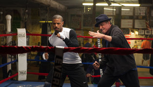 Cine: hoy se estrena esperada película 'Creed' con Sylvester Stallone