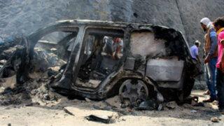 Yemen: 8 muertos y 20 heridos tras explosión de coche bomba