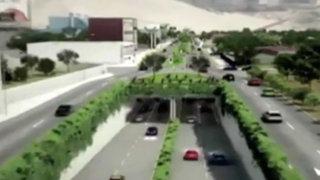 Ejecutarán megaproyecto vial de túnel que unirá La Molina con Miraflores