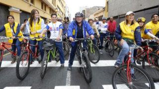 'Al Damero de Pizarro sin Carro': cerrarán Centro Histórico por 12 horas este domingo
