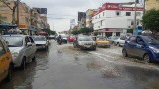 Chiclayo: declaran alerta amarilla por prolongadas lluvias