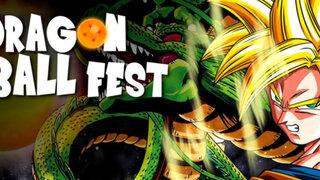 El Dragon Ball Fest regresa al Circuito Mágico del Agua