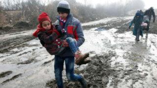 Europa: más de 10 mil niños migrantes han desaparecido en los últimos dos años