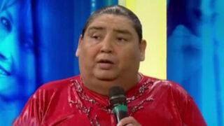 "Tongo a Juan Quin & Dago: ""Ustedes no deben ningunearme"""