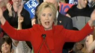 EEUU: Hillary Clinton saca ligera ventaja, mientras Donald Trump tropieza en primarias