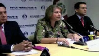 Manchay: suspenden indefinidamente ruta alimentadora del corredor Javier Prado
