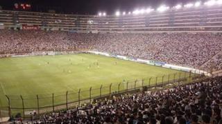 Universitario de Deportes: así fue la 'Noche Crema' en el Monumental