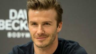 David Beckham sorprende con desnudo en campaña publicitaria