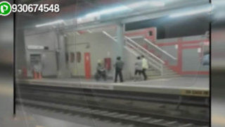 Metro de Lima: ascensor malogrado impide a minusválidos movilizarse