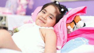 Niña Romina Cornejo falleció hoy en Estados Unidos