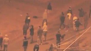 Vándalos atacan viviendas en Villa María del Triunfo