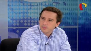 """Garrido Lecca: """"No creo que sea correcto sacar de campaña a Guzmán"""""""
