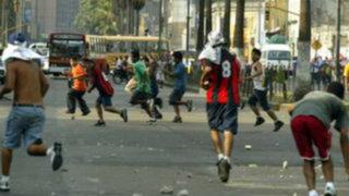 VMT: vecinos en peligro por constante enfrentamiento de pandilleros