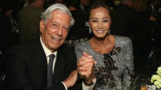 """Mario Vargas Llosa: """"El 2015 fue el año más feliz de mi vida"""""""