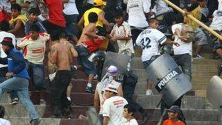 Autoridades buscan evitar actos vandálicos en eventos deportivos