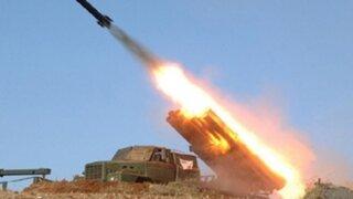 Corea del Norte lanzó misil de largo alcance pese a advertencias