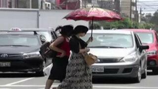 Senamhi: verano traerá temperaturas mayores a 30 grados en Lima