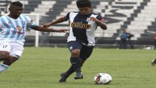 Alianza Lima venció 2-1 a Alianza Atlético en Matute