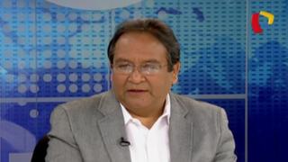 """Juan de la Puente: """"Se pueden congelar votos de Acuña"""""""