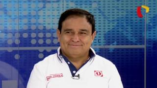 Caso agendas: Fredy Otárola califica como 'disparate' conclusión de perito