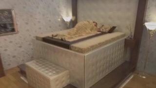 China: crean una 'cama-búnker' que podría salvar muchas vidas en un terremoto