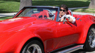 Los famosos y su debilidad por los autos de lujo