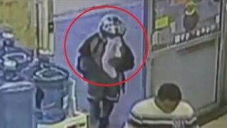 Niño de 8 años intenta robar una tienda con una pistola en Estados Unidos
