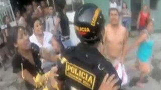 Varios sujetos fueron detenidos por delinquir el primer domingo de carnavales