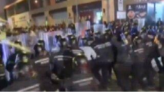 Año Nuevo Chino: incidentes se reportaron en Hong Kong
