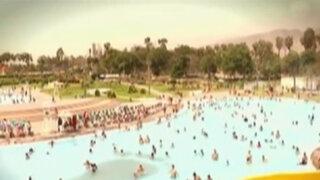 Piscinazo en Comas: un refrescante recorrido por el Parque Zonal Sinchi Roca