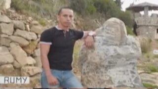 Técnico del ejército murió en violento choque