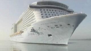 Reino Unido: horas de terror vivieron pasajeros de crucero