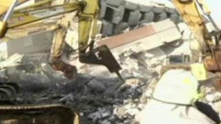 Taiwán: rascacielos colapsados por terremoto estaban hechos con latas