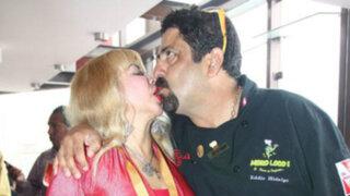 Susy Díaz y el 'Mero Loco' se juran amor eterno